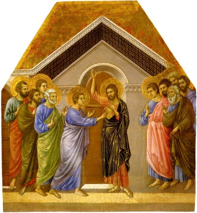 The-Maesta-Altarpiece-The-Incredulity-of-Saint-Thomas-1461_Duccio